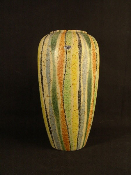 Jasba Keramik Bodenvase 585-40 - 50er Jahre - 42 cm