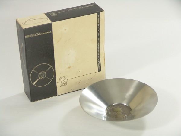 60er Jahre Salm & Henkels AS Solingen Schale 533 Alexandra - Medaillon
