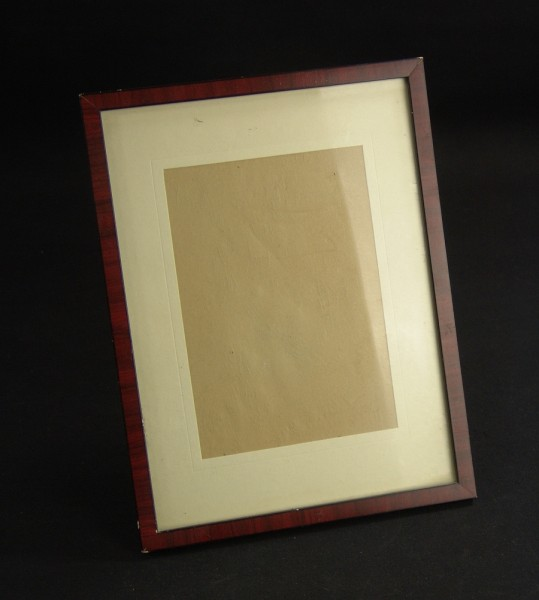Antiker Bilderrahmen um 1910 - 19,5 x 25,5 cm