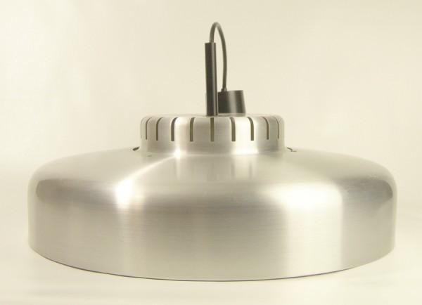 70er Jahre WILA Aluminium Deckenlampe - UFO - Space Age