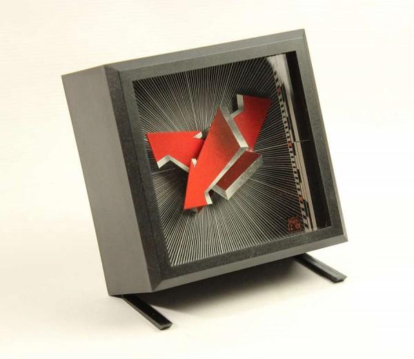 Clever Clocks Tischuhr 1987 - London Design Centre