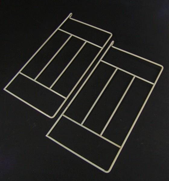 WHB String Regal Leitern - Weiss