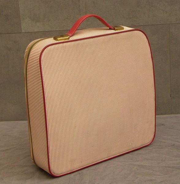 Kleine Olympia Reiseschreibmaschine mit Tasche - 60er Jahre