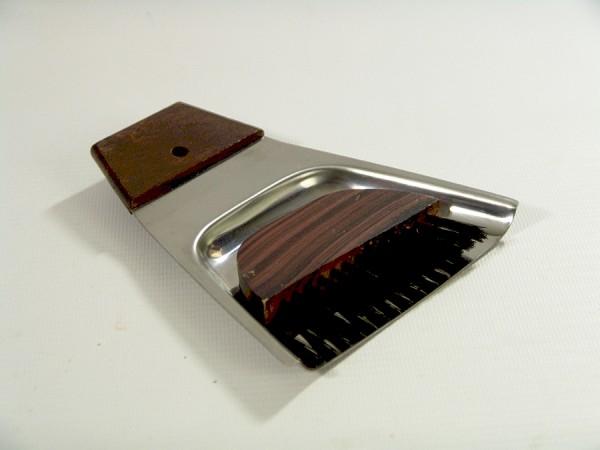 Tischkehrset - 70er Jahre - Palisander Optik