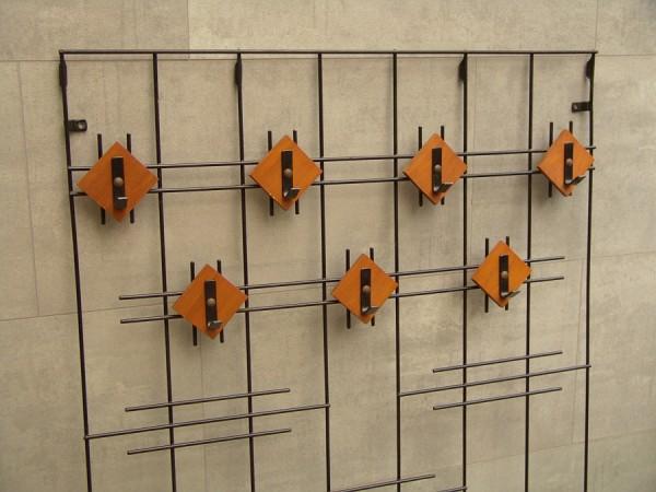 60er Jahre Garderobe - String Design