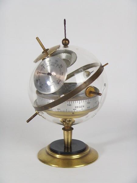 Vintage Sputnik Wetterstation - Germany - 60er Jahre