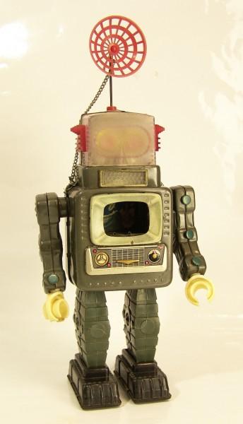 60er Jahre Blechspielzeug Roboter
