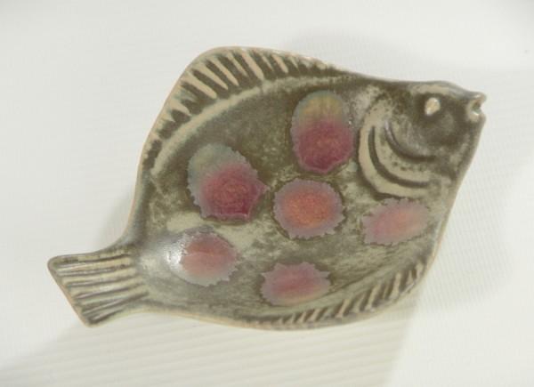 60er Jahre Johgus Bornholm Denmark - Keramik Fisch
