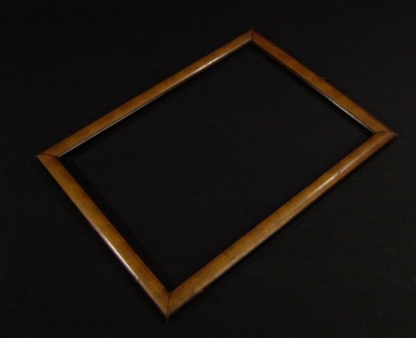 Biedermeier Bilderrahmen - Holz - 24 x 32 cm