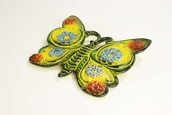 Cortendorf Keramik Schmetterling - 60er Jahre