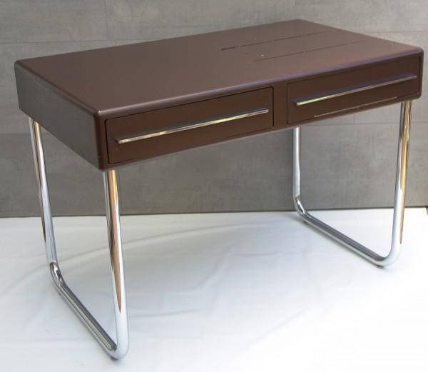 70er Jahre Nähmaschinen-Tisch - Schreibtisch