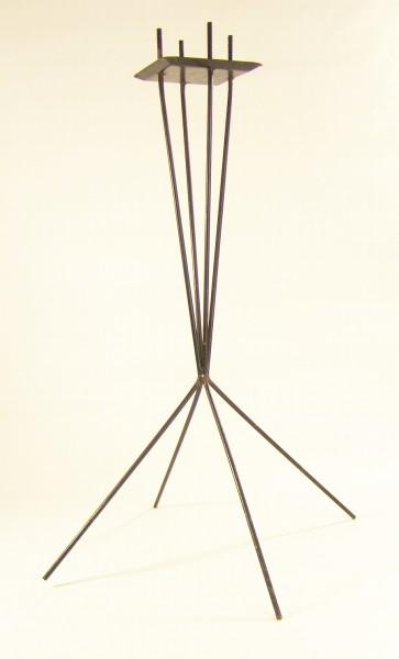 60er Jahre String Design Kerzenständer