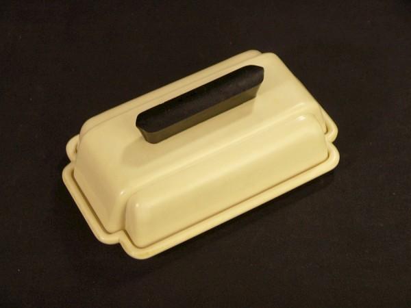 Art Deco Butterdose - Bakelit