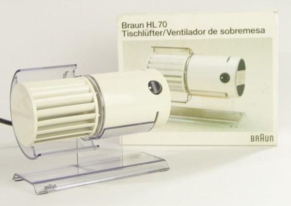Braun HL70 Tischventilator - Weiss - mit OVP