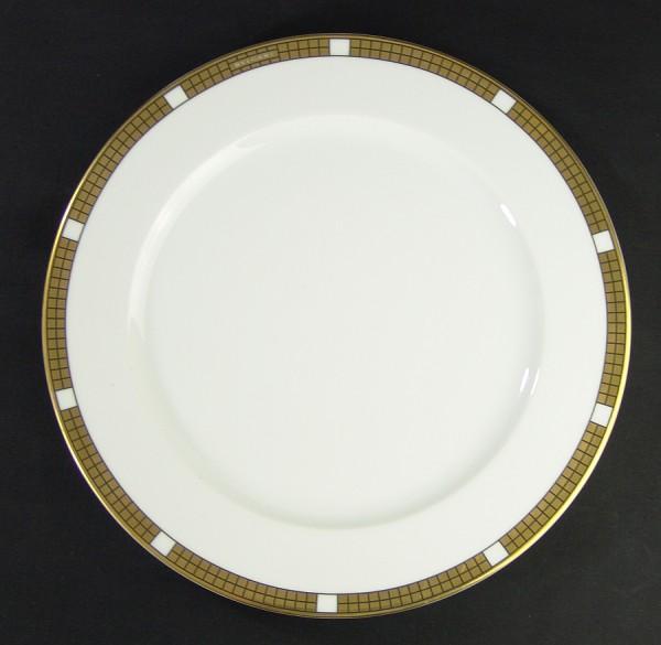 Rosenthal BVLGARI Quadri - Großer Teller / Platte - 31 cm - 1.Wahl