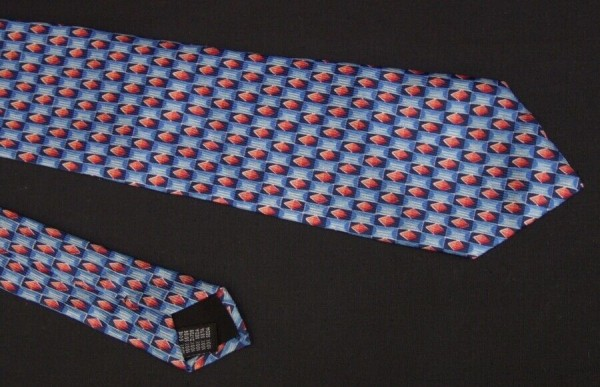 Original Vintage MOOSHAMMER München Krawatte - Seide