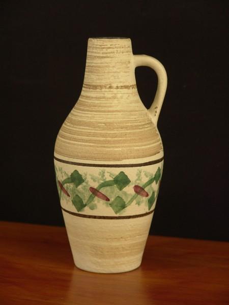 60er Jahre Keramik Vase - WESER